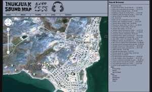 Inukjuak Sound Map